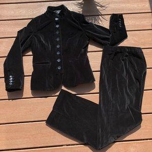Metrostyle black valore business set